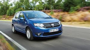sandero renault 2017 dacia sandero review top gear