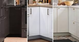 corner base cabinet for kitchen ikea sektion base corner cabinets project small house