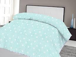 lali prints blue luxury designer 100 cotton quilt a c blanket