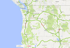 Googple Maps Epic Traffic Snarls Follow 2017 Eclipse Totality Path Google Maps