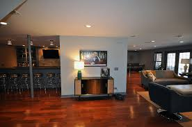 finished walkout basement finished basement basement remodeling home theater home renovation