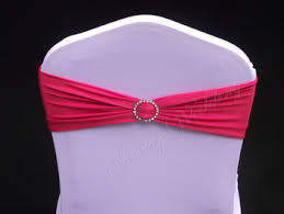 pink chair sashes buy 100 hot pink lycra chair cover cap wedding spandex chair sash