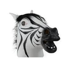 online get cheap zebra animal mask aliexpress com alibaba group