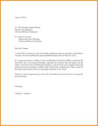 10 resignation letter sample budget template letter resign letter