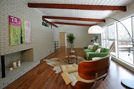 Midcentury Modern Homes For Sale - before after a dramatic mid century modern renovation in atlanta