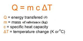 what is an example of an specific heat practice problem socratic