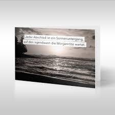 trauerkarte sprüche trauerkarten untergang des lichts