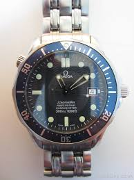service omega seamaster calibre 1120 watch guy