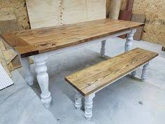Farm Table Woodworking Plans by Massive Outdoor Cedar Table And Benches Wood Table Projects