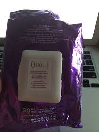 quo make up remover wipes and kirkland signature daily