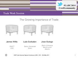 resume sles for experienced professionals in bpomas larc2014 growing importance of trade
