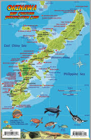 okinawa japan dive map u0026 reef creatures guide franko maps