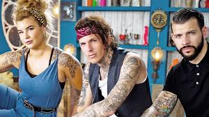 tattoo fixers on holiday all 4