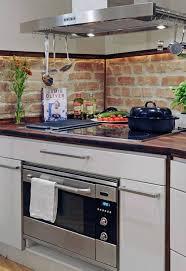 kitchen backsplash brick backsplash under kitchen cabinets