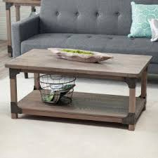 belham living trenton industrial end table belham living jamestown rustic coffee table with unique driftwood