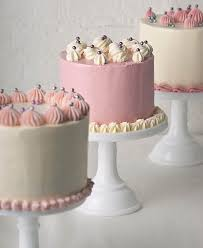 image result for pink cake decorating ideas cakes pinterest