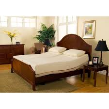 sleep zone premium adjustable bed and 8 inch split king size