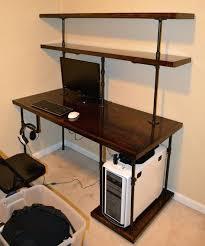 Desk Shelving Ideas Desk Shelves Fin Soundlab Club