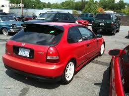 1996 honda civic hatchback cx photos 1996 honda ek hatch ek9 ek4 civic cx for sale