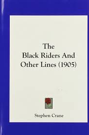 amazon com the black riders and other lines 1905 9781161747188
