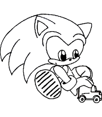 coloring sonic coloring pages 15