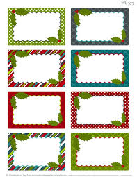 gift tag template labels and tags template free printable