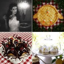 how to get into the halloween spirit best gothic food instagram account popsugar food