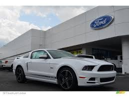 Ford Mustang 2014 Black 2014 Oxford White Ford Mustang Gt Cs California Special Coupe
