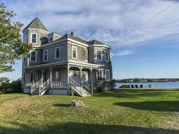 queen anne victorian waterfront elegant 1906 victorian with homeaway jonesport