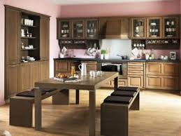 cuisines rustiques bois une cuisine en bois à la fois rustique et moderne c est possible