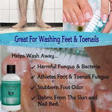 toenail fungus home remedies for better looking nails amazon com antifungal soap with tea tree oil helps treat u0026 wash