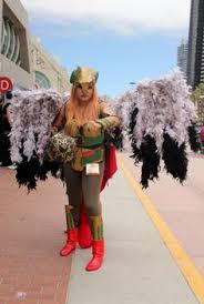 Hawkgirl Halloween Costume U0027t Creative Cosplays Comic 2016