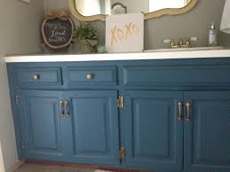 Bathroom Counter Ideas Colors Painted Bathroom Cabinets Be Inspired To Paint Your Bathroom