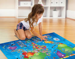 Interesting Facts About Flags Amazon Com World Map Kids Interactive Map Of The World Touch