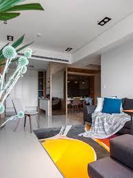 contemporary homes interior designs hozo interior design creates a contemporary home in taipei taiwan