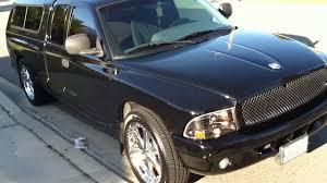sold black 1998 dodge dakota club cab slt 5 2 v8 magnum projetos