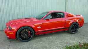 Mustang Shelby Gt500 Black Mustang Shelby Gt500 Super Snake In Cooroy Qld
