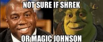 Magic Johnson Meme - nba jokes imgflip