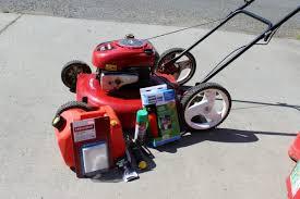 fixing a lawn mower that won u0027t start thriftyfun