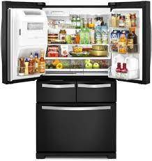 Whirlpool Inch French Door Refrigerator - whirlpool wrv996fdee 36 inch 4 door french door refrigerator with