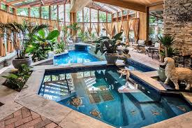 magnificent home indoor swimming pool design inspiration