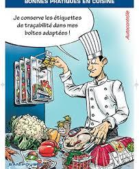 regle d hygi鈩e en cuisine kit de communication bonnes pratiques sanipousse