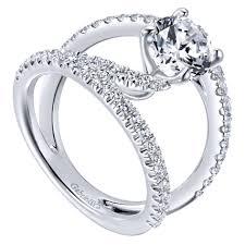 mounting rings images White gold diamond engagement ring j douglas jewelers jpeg