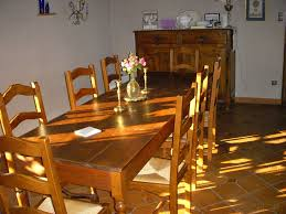 superb 200 year old farmhouse southwest fr vrbo dining room table