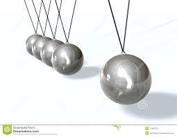 Swinging Desk Balls Ball Swinging Royalty Free Stock Photography Image 11686197