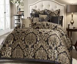 bedding set designer comforter sets amazing luxury black bedding