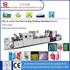 non woven bag making machine manual non woven bag making machine
