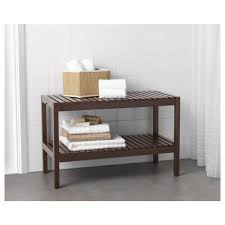Dark Brown Changing Table by Bench Bathroom Bench Seat Shower Bench Seat Bedroom Seating