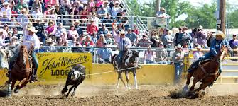 Jake Barnes Team Roping Red Bluff Crowns Champions The Rodeo News