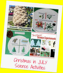 mega christmas in july theme for preschool u2022 the preschool